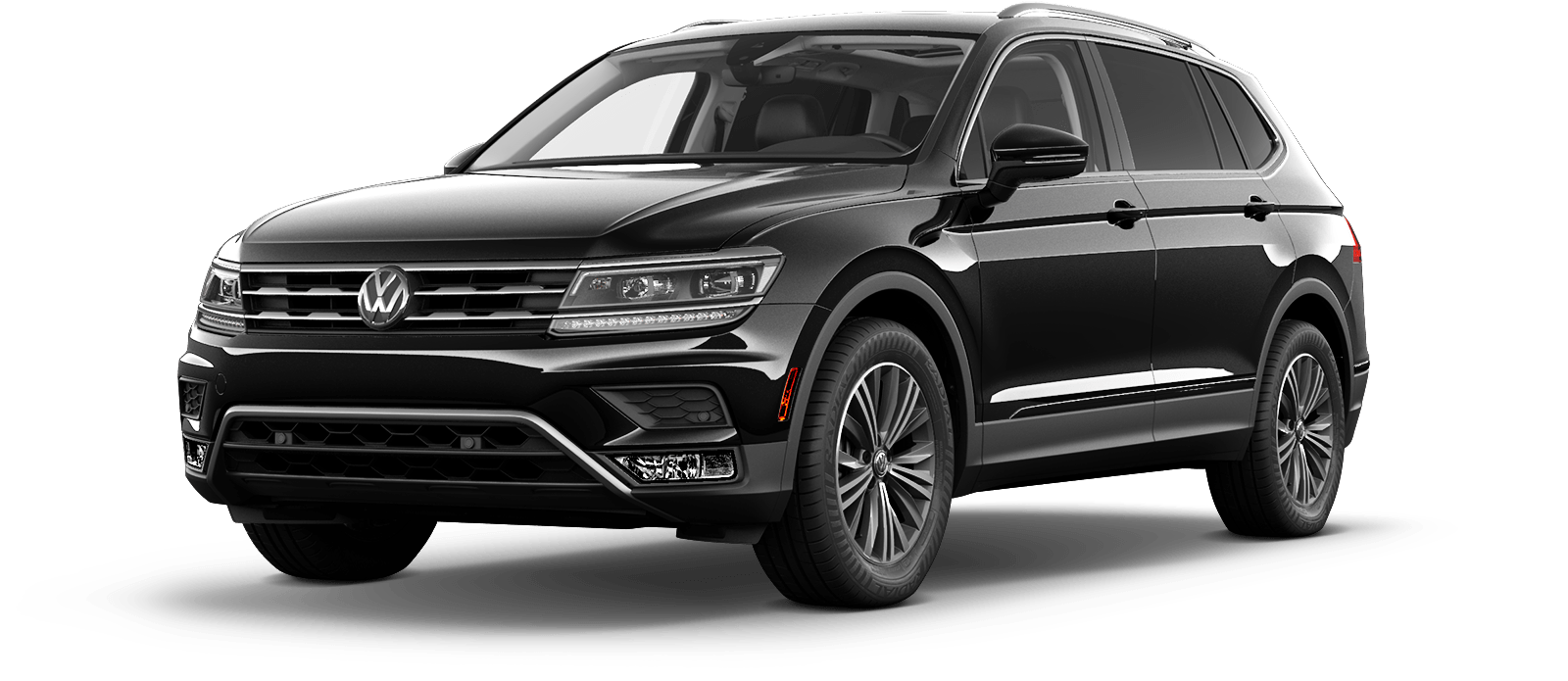 2018 Volkswagen Tiguan Suv Color Options