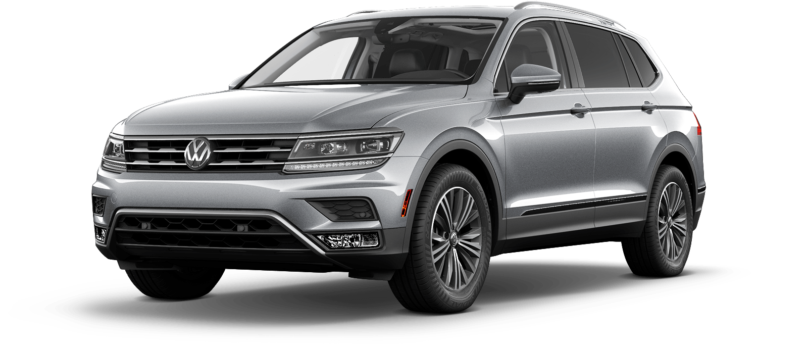 2018 VW Tiguan Platinum Grey Metallic