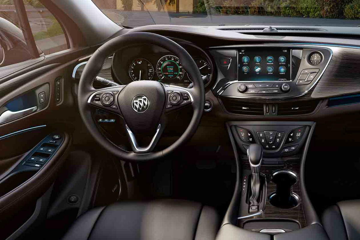 2020 Buick Envision: Changes, Design, Specs >> What Are The 2018 Buick Envision S Specs And Features
