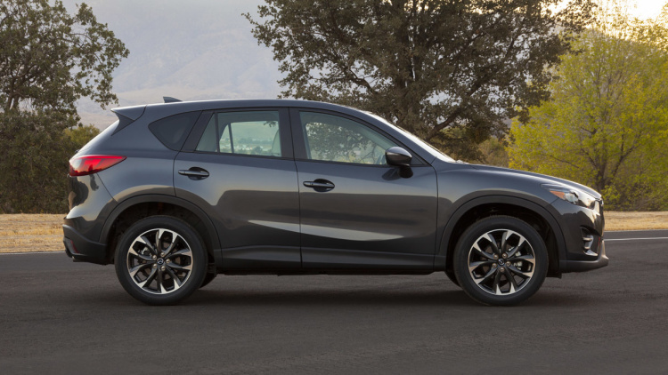 The 2016 Mazda CX-5 has arrived to Maple Shade and Turnersville Mazda