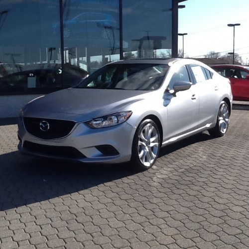Updated 2016 Mazda6 now at Maple Shade and Turnersville Mazda! The Mazda6 is New and Better Than Ever!