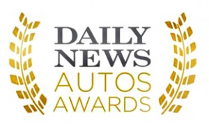 "New York Daily News Awards 5 Mazdas ""TOP HONORS"""