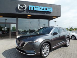 mazda cx-9 joins 2 other mazda on 2017 car & driver 10best awards
