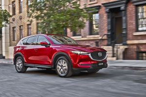 Standard G Vectoring Makes The Mazda CX 5 Transition Into Corners Smoother  Providing A More Luxurious Drive Than Any Other Vehicle In The Mid Size  Crossover ...
