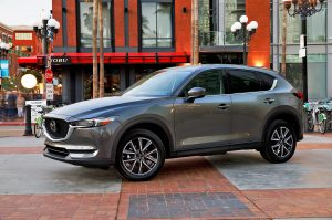 Introducing the New 2017 Mazda CX-5 Grand Touring