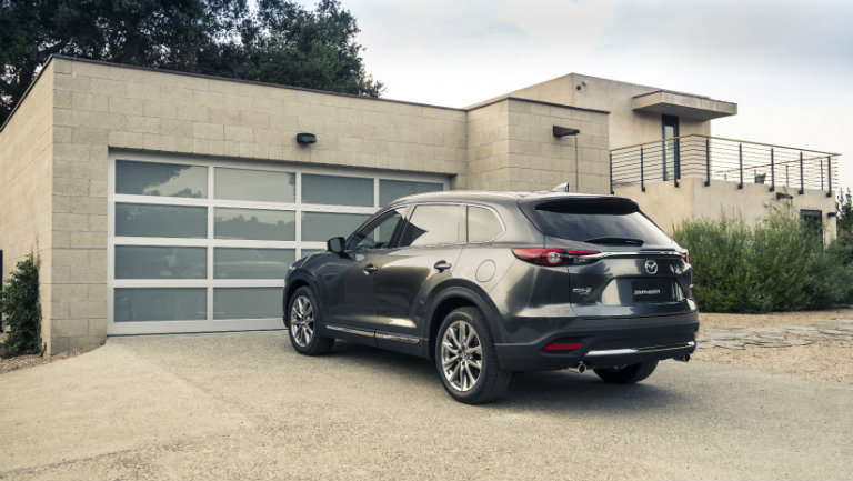 2018 mazda cx 9 cargo space. Black Bedroom Furniture Sets. Home Design Ideas