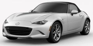 2019 Mazda MX-5 Miata Ceramic Metallic Exterior Color Option