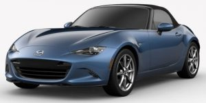 2019 Mazda MX-5 Miata Eternal Blue Mica Exterior Color Option