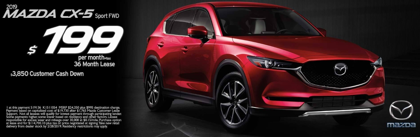 Mazda Cx 3 Lease >> How Much Is A Monthly Lease Agreement For A 2019 Mazda Cx 5 In Carlsbad