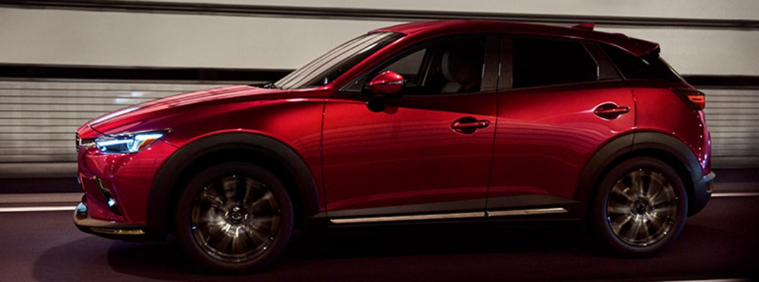 What are the Differences Between the Trim Levels of the 2019 Mazda CX-3?