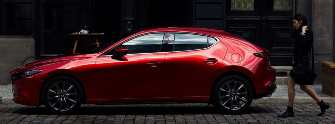 How Comfortable is the Interior of the 2019 Mazda3 Hatchback?