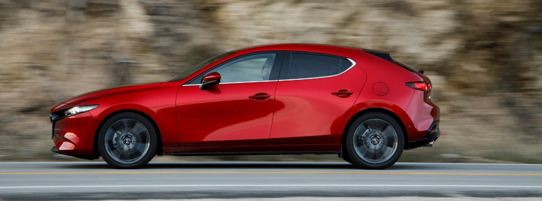 What Level of Performance Output is Offered by the 2020 Mazda3 Hatchback?