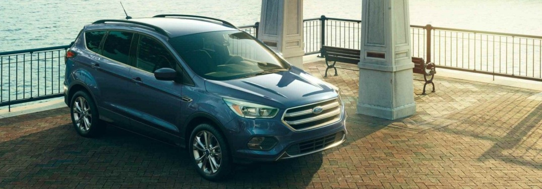Photo Gallery of Exterior Color Options Available with new Escape
