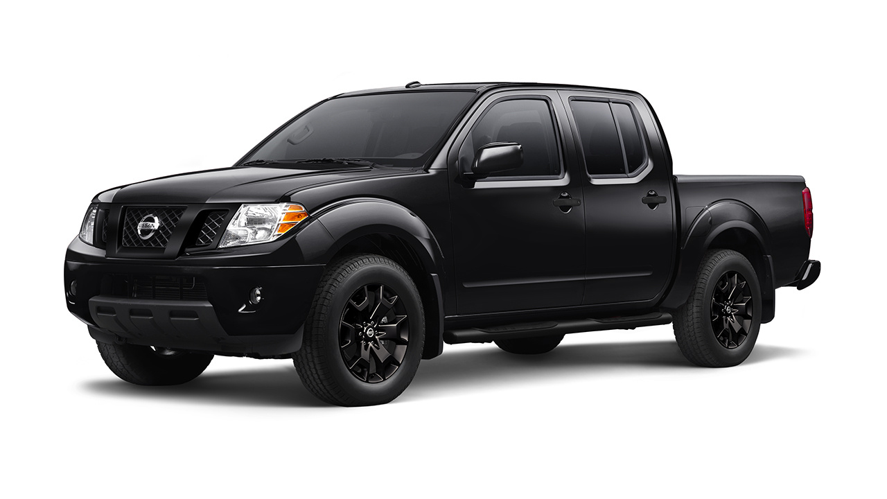 2018 Nissan Frontier Engine Options And Performance First Team 3 5l Diagram Midnight Edition On Black Background In Magnetic