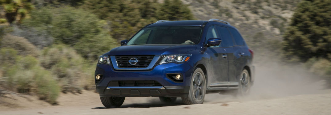 2018 Nissan Pathfinder Towing Capacity
