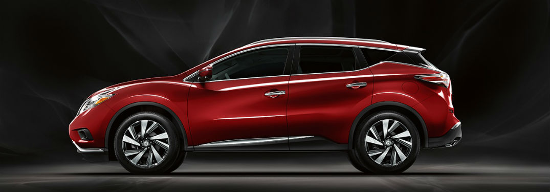2018 Nissan Murano Vs 2017 Murano First Team Nissan Of New River