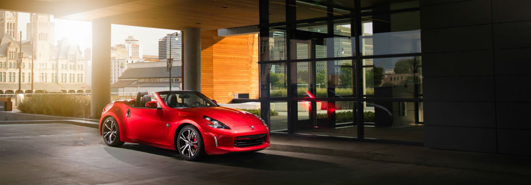 2018 Nissan 370z Performance Specs First Team Nissan Of New River
