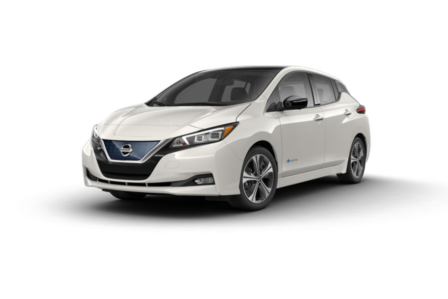 2018 nissan leaf release date and new features first team nissan. Black Bedroom Furniture Sets. Home Design Ideas