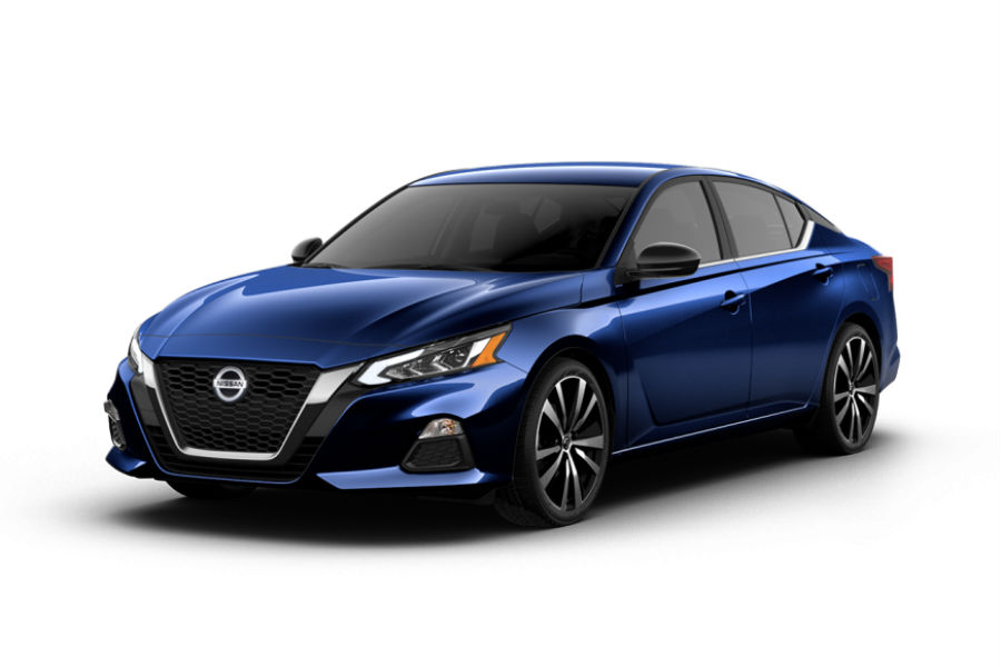 2019 Nissan Altima Exterior Paint Color Options First