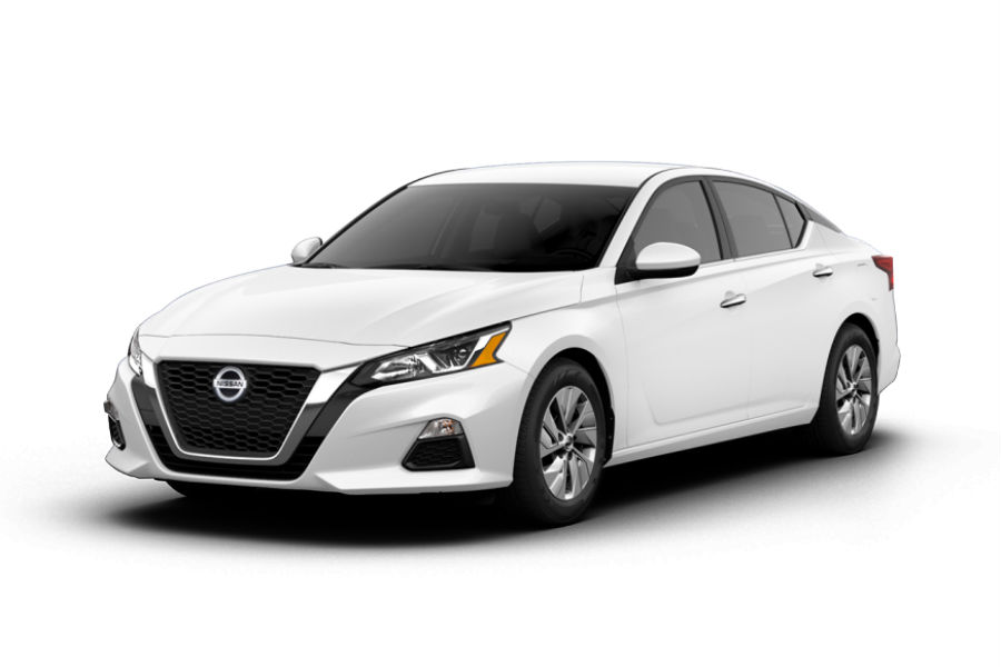 2019 Nissan Altima Exterior Paint Color Options | First ...
