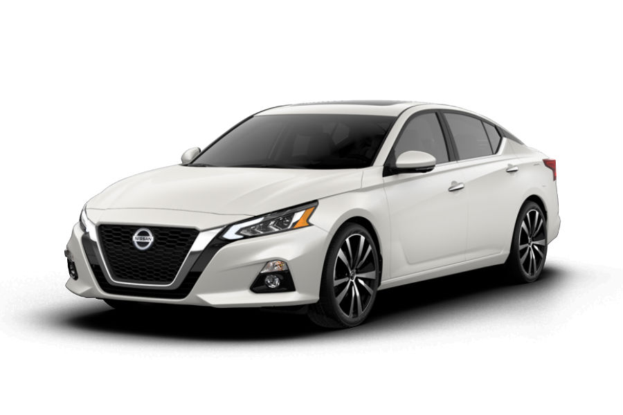 Nissan Altima Paint Colors