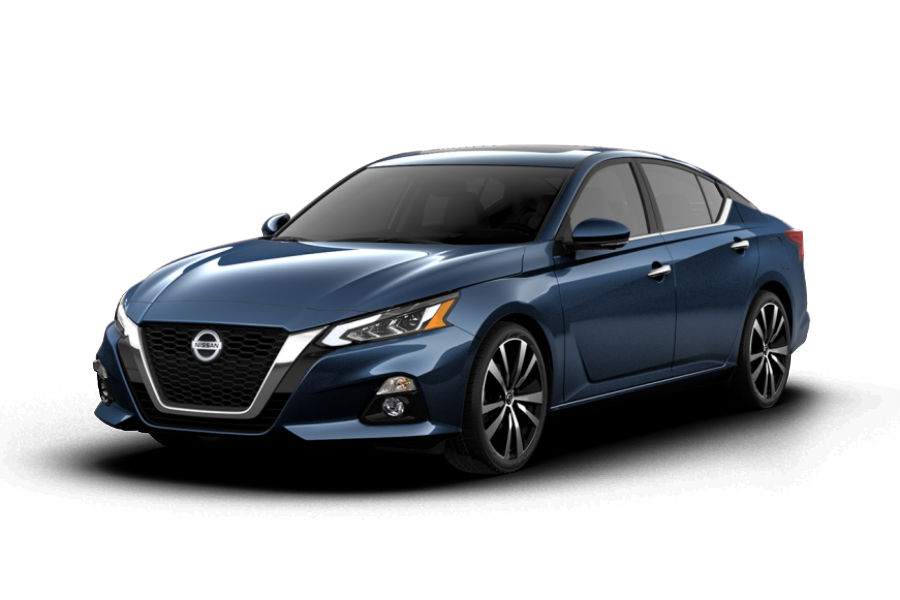 2019 Nissan Altima Exterior Paint Color Options First Team Nissan