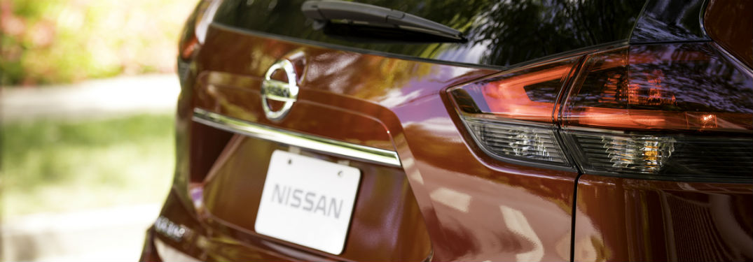 What S New On The 2019 Nissan Rogue First Team Nissan Of New