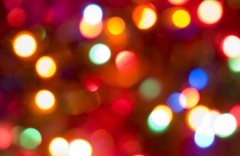 Lights Blurred Out
