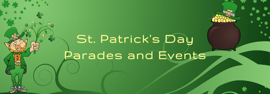 St. Patrick's Day Parades and Events