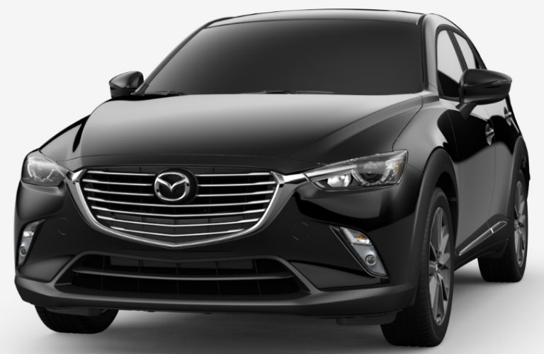2018 mazda cx 3 exterior color options and trim level choices. Black Bedroom Furniture Sets. Home Design Ideas