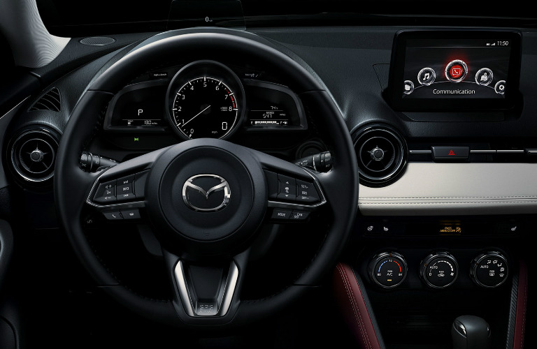 2018 Mazda Cx 3 Steering Wheel O Gwatney Mazda Of Germantown