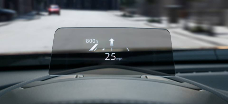 What Is The Mazda Active Driving Display
