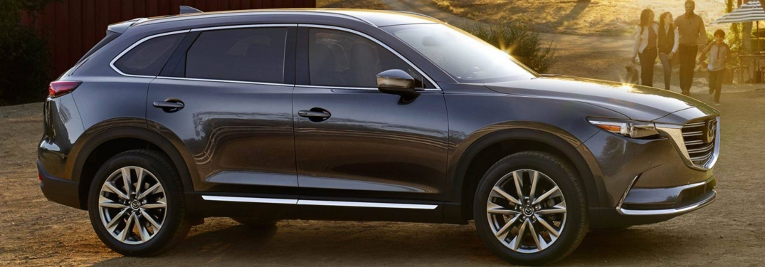 2019 Mazda Cx 9 Exterior Color Options