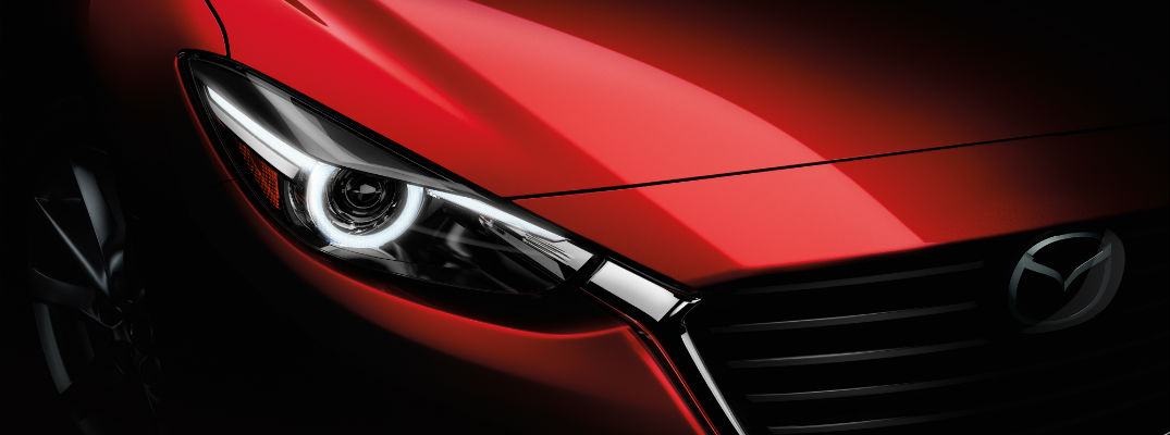 Mazda teases potential new look for upcoming Mazda3