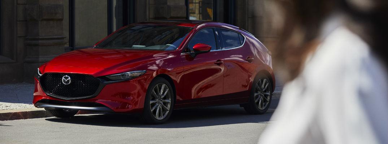 Mazda release more information about new sedan/hatchback
