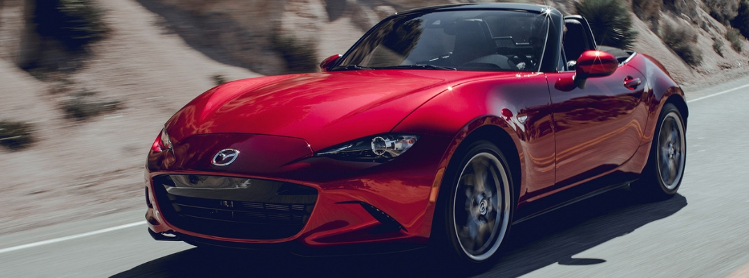 Find the Mazda MX-5 Miata That Fits Your Style with 7 Exterior Colors to Choose From