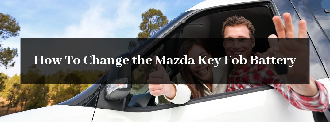 How To Change And Replace The Mazda Key Fob Battery