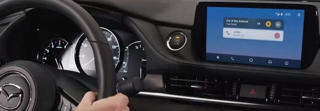 Mazda Android Auto™ How-To Video Gallery
