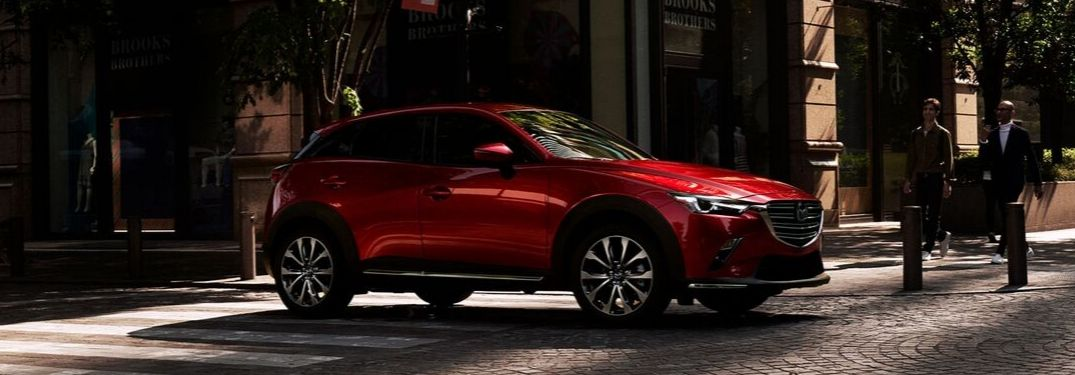 2019 Mazda CX-3 Power, Towing and Payload Specs