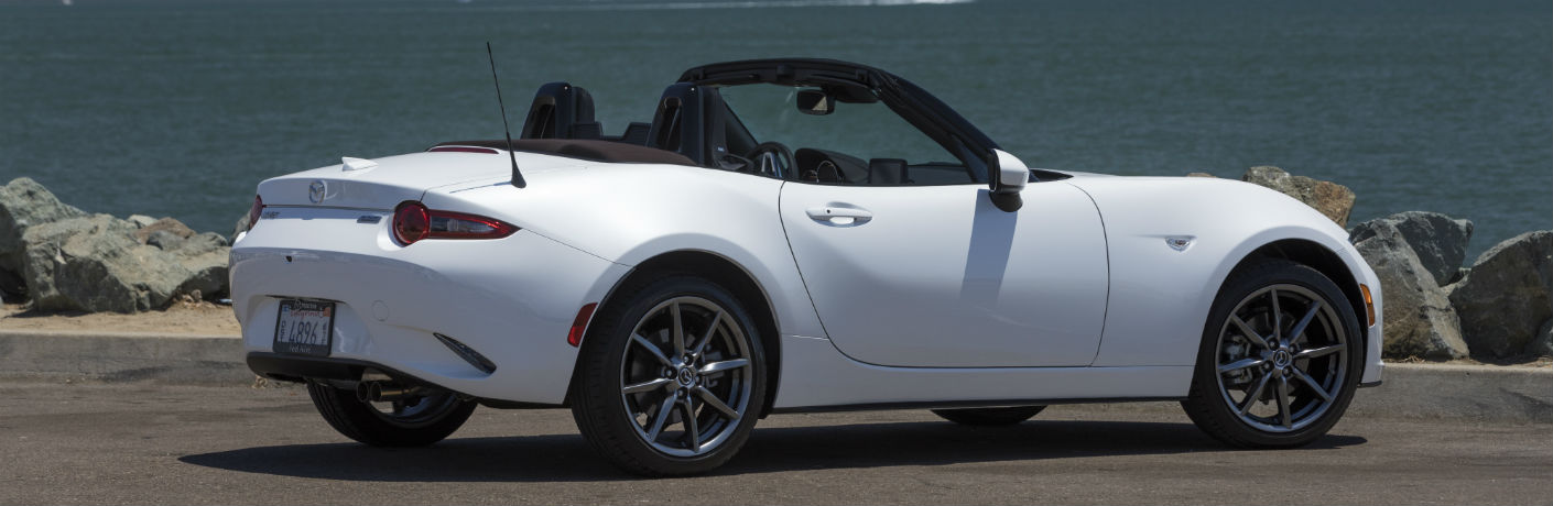 What Does the Trim Level Lineup Look Like For the 2019 Mazda MX-5 Miata?