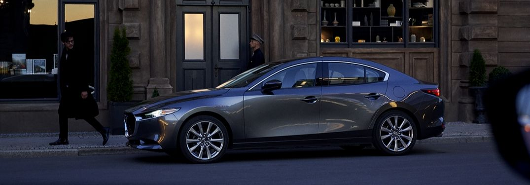 What Exterior Colors Are Available on the 2020 Mazda3?