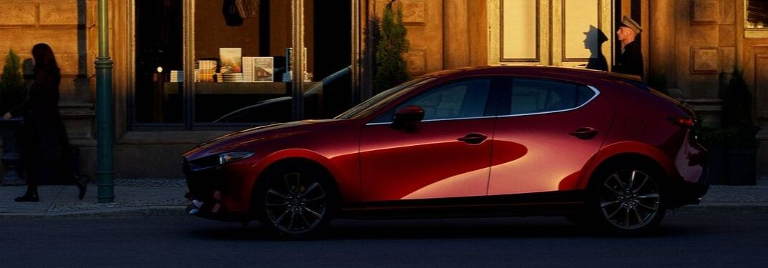 Comparing the Trim Levels of the 2020 Mazda3 Lineup