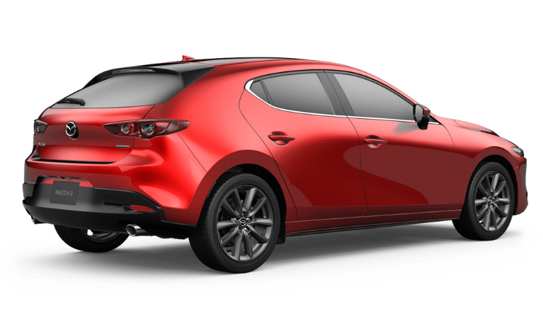 2020 Mazda3 Hatchback Preferred Package