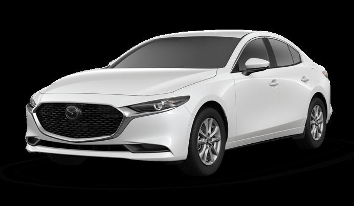 2020 Mazda3 Sedan Base