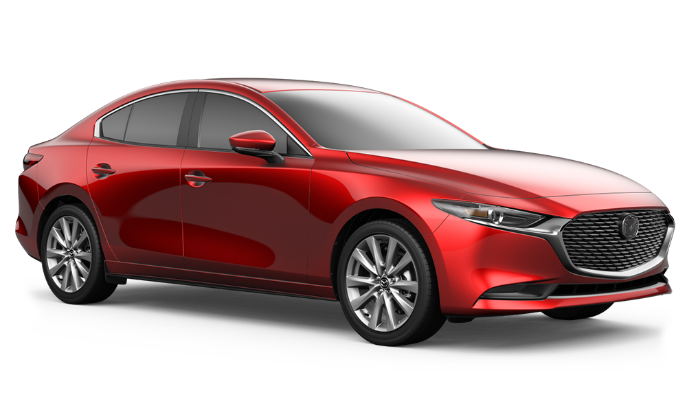 2020 Mazda3 Sedan Preferred Package