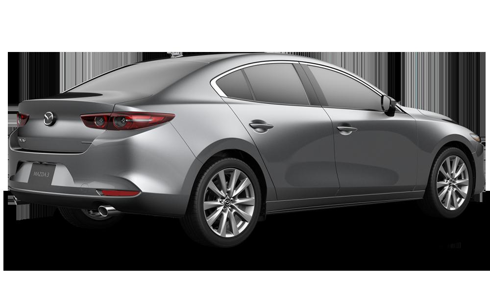 2020 Mazda3 Sedan Premium Package