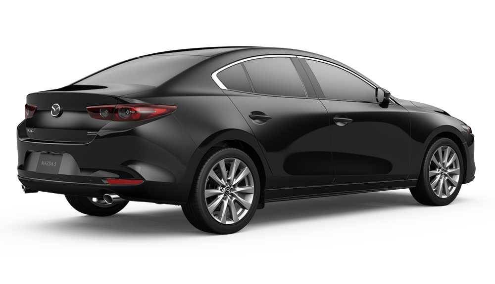 2020 Mazda3 Sedan Select Package