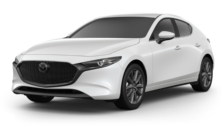 2020 Mazda3 Hatchback Base