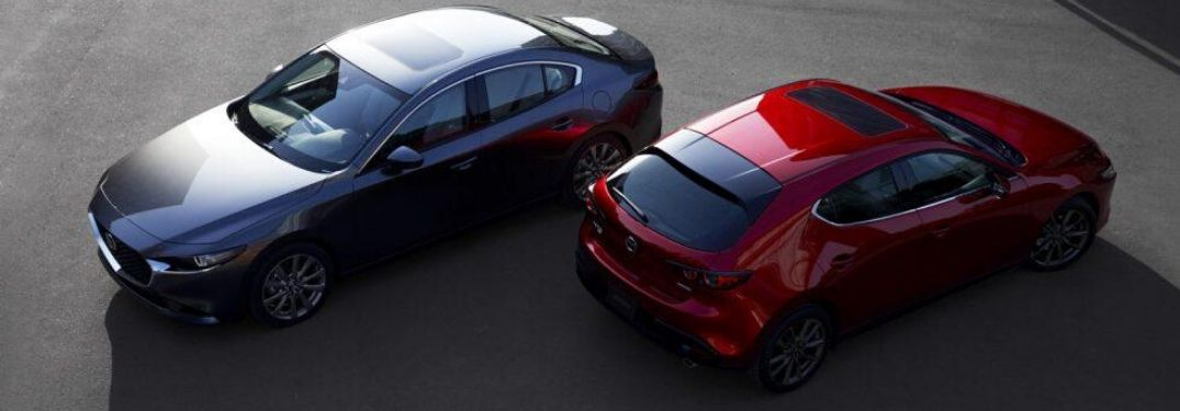 Find the Latest Mazda Sedan and Hatchback Models at Gwatney Mazda