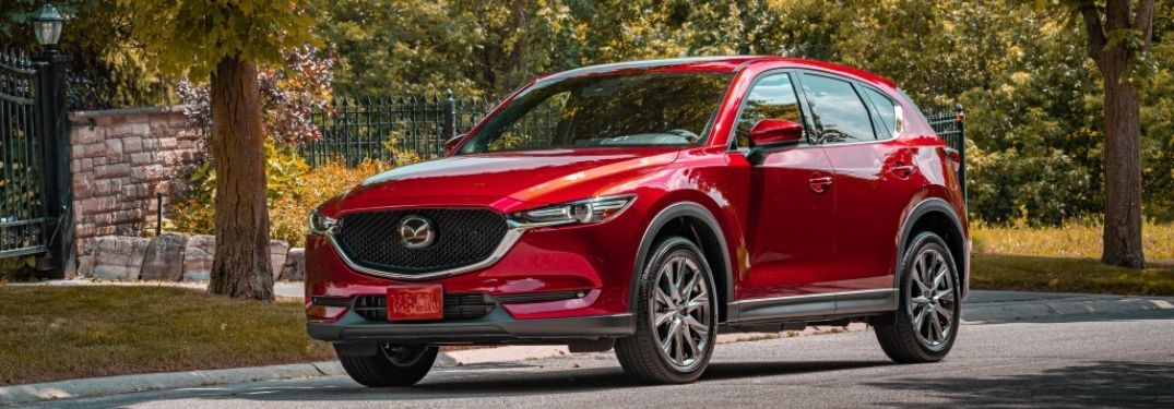 2020 Mazda CX-5 Boasts New Technology and More Standard Features